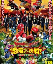 Watch Drama Zyuden Sentai Kyoryuger vs. Go-Busters: Dinosaur Great Battle! Farewell, Eternal Friends Eng Sub