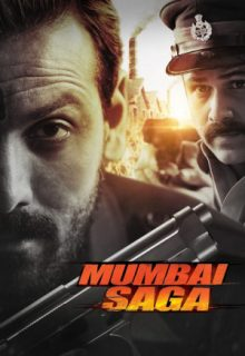 Watch Mumbai Saga (2021) Eng Sub
