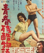 Watch Movie Cruel Story of Youth (1960) Eng Sub